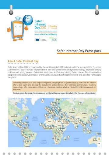 Safer Internet Day Press pack