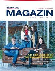 Illwerke VKW Magazin Ausgabe 32