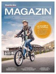 Illwerke VKW Magazin Ausgabe 37