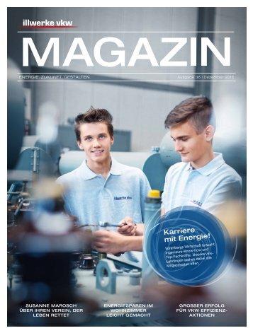 Illwerke VKW Magazin Ausgabe 36