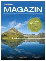 Illwerke VKW Magazin Ausgabe 39
