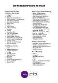 NYHETER 2013 - Enjoyguiden - Page 2