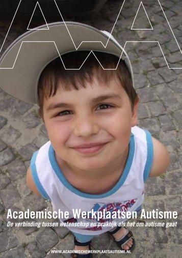 Academische Werkplaatsen Autisme