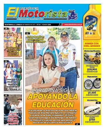 ELMOTORISTA Edicion 6 de Febrero