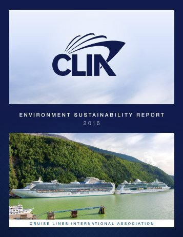 ENVIRONMENT SUSTAINABILITY REPORT 2016