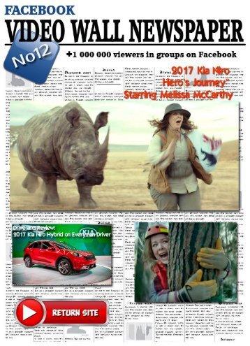 Видео газета  Фейсбук №12