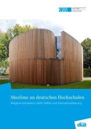 Muslime an deutschen Hochschulen