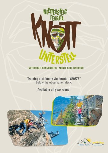 KNOTT_Klettersteig Folder Download-ENGL