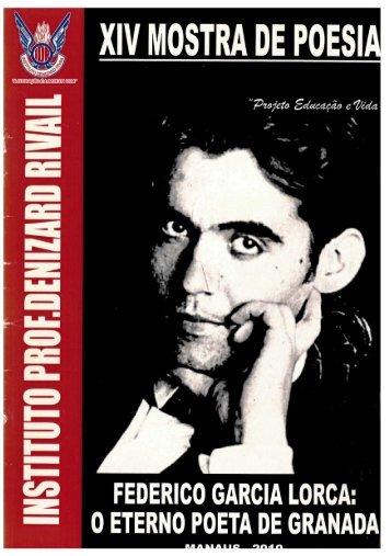 XVI Mostra de poesia Federico Garcia Lorca