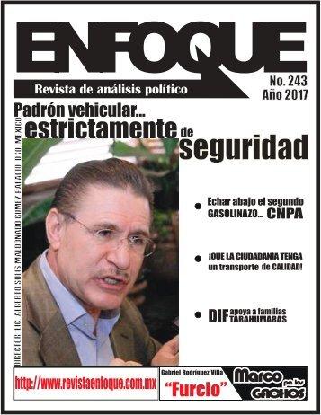 Revista Enfoque Febrero 2017
