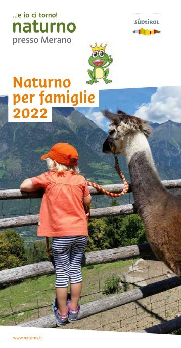 Naturno per Familie 2018 IT