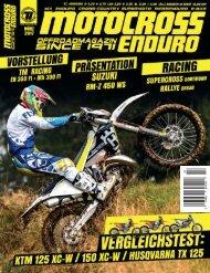 Motocross Enduro Ausgabe 03/2017