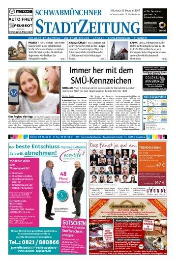 112 Schwabmünchen 08.02.2017