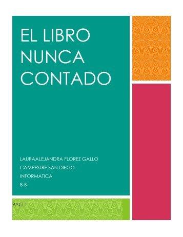 EL LIBRO NUNCA CONTADO