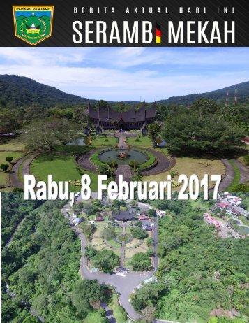 e-Kliping Rabu, 8 Februari 2017