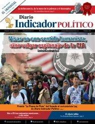 Visas no con sentido humanista sino vulgar espionaje de la CIA