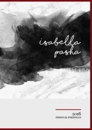 Isabella's Portfolio