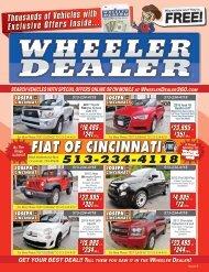 Wheeler Dealer Issue 06, 2017