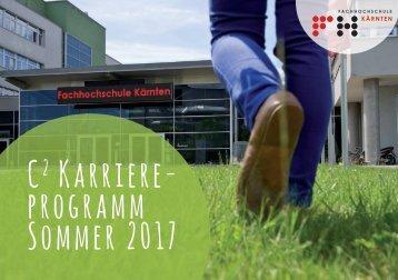 C² Karriereprogramm Sommer 2017
