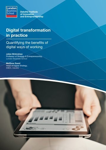 Omni channel banking the digital transformation roadmap digital transformation in practice malvernweather Images