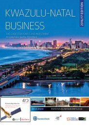 KwaZulu-Natal Business 2016-17 edition