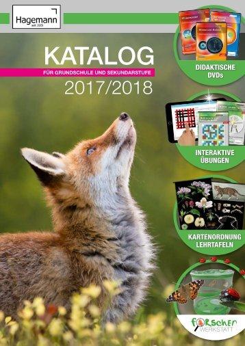 Hagemann Katalog 2017/2018