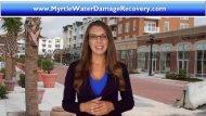 Water Damage Restoration Myrtle Beach SC CALL (843) 491-6614