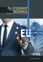 EU Citizenship & Permanent Residence