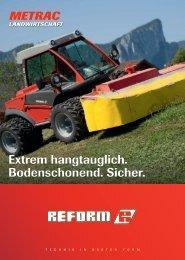 Metrac Landwirtschaft