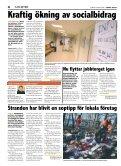 Kundvagnarna sprids över området - Södra Sidan - Page 4