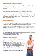 Apprenticeships Booklet 2017 - Page 7