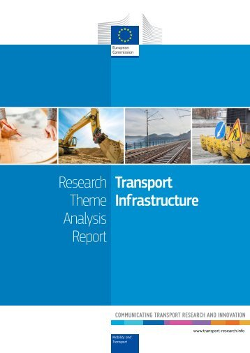 Research Theme Analysis Report Transport Infrastructure
