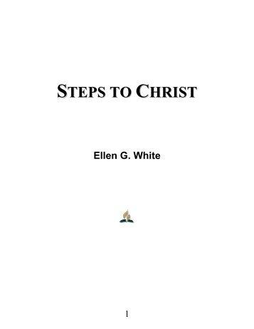Steps to Christ - Ellen G. White