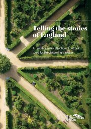 Telling the Stories Brochure