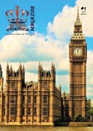 Por Terras de Sua Majestade Magazine #1