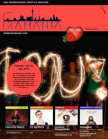 Framania Magazin Ausgabe Februar 2017