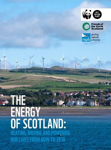 The Energy of Scotland