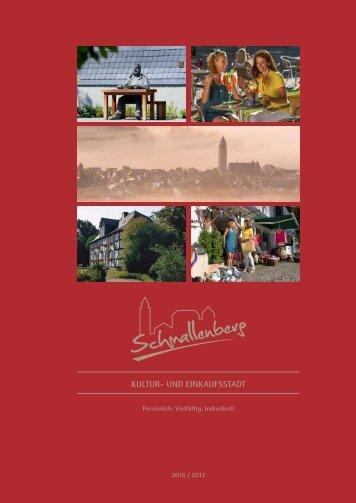 Imagebroschüre der Werbegemeinschaft Schmallenberg