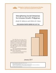 Strengthening Social Enterprises for Inclusive Growth Philippines