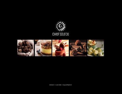 Chef Source 2016 catalog