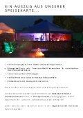 Joint Venture Gastronomie - Infobroschüre 2017 - Seite 5