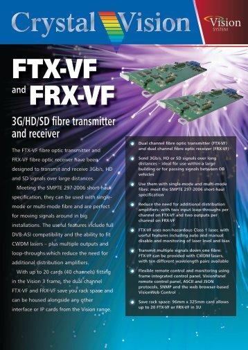 FTX-VF FRX-VF