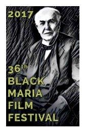 2017 Black Maria Film Festival Program