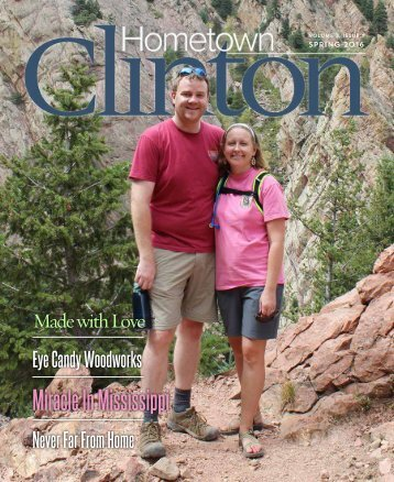 Hometown Clinton - Spring 2016