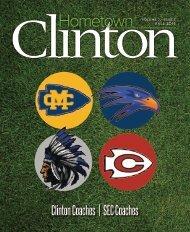 Hometown Clinton - Fall 2015