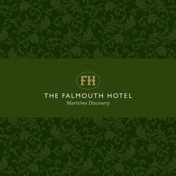 Falmouth Hotel Brochure