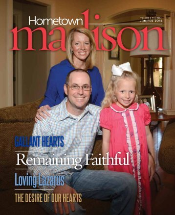 Hometown Madison - January & February 2016