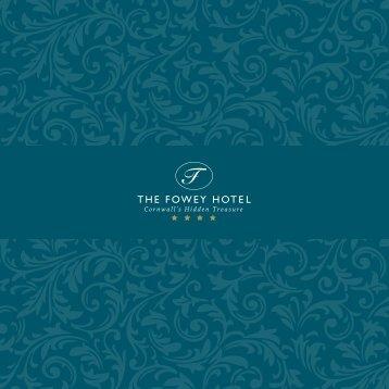Fowey Hotel Brouchure