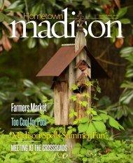 Hometown Madison - May & June 2015
