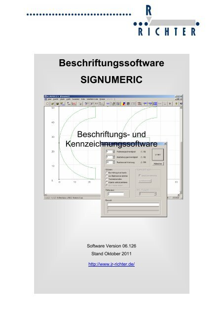 4 3 - Joachim Richter Systeme & Maschinen GmbH & Co. KG